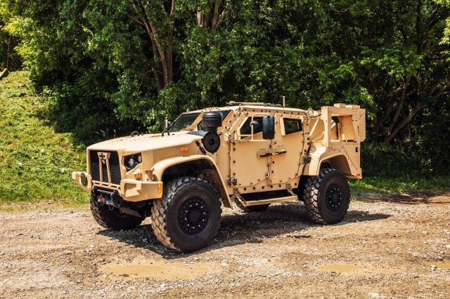 JLTV зарекомендовали себя как надежные боевые машины / фото army.mil
