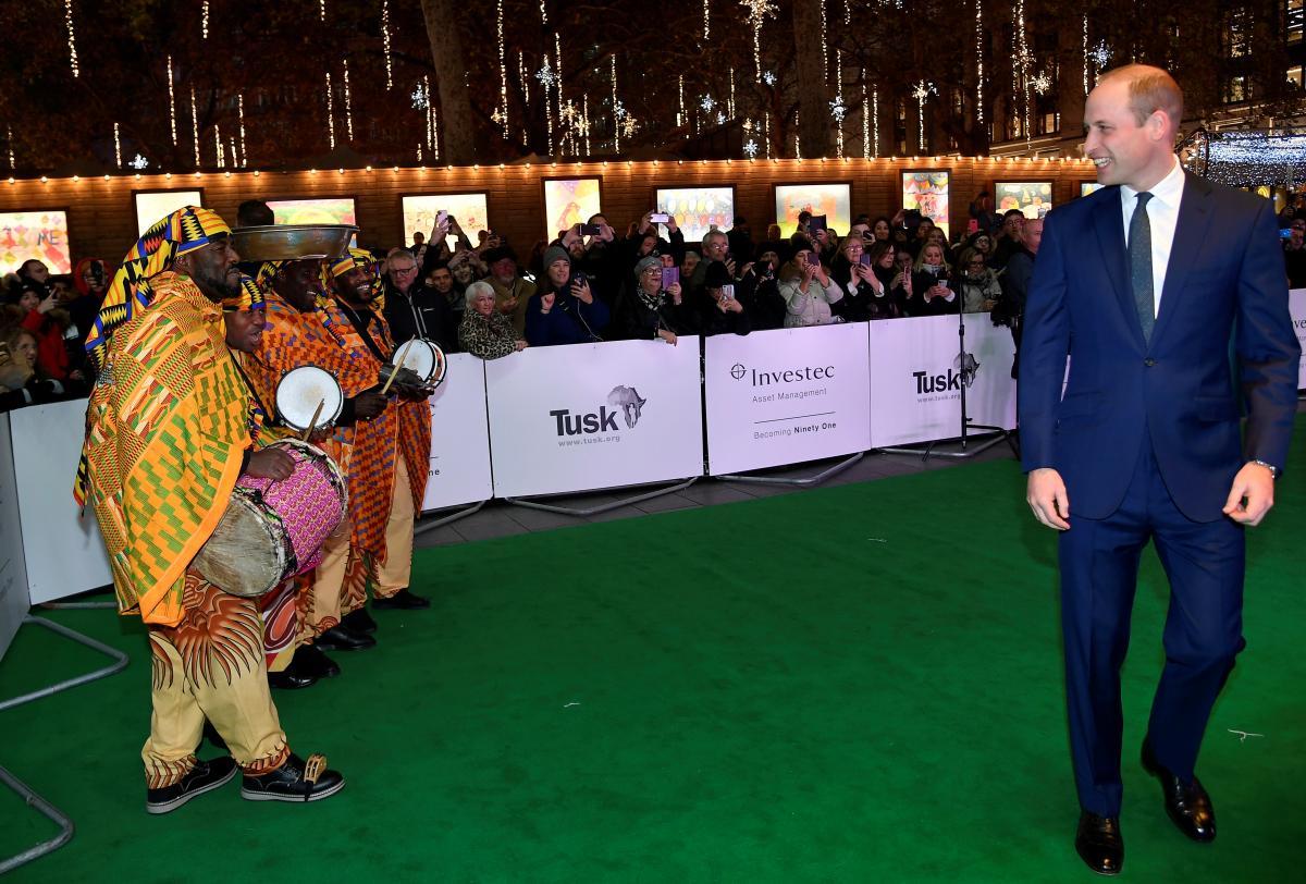 Принц Вильям / фото REUTERS