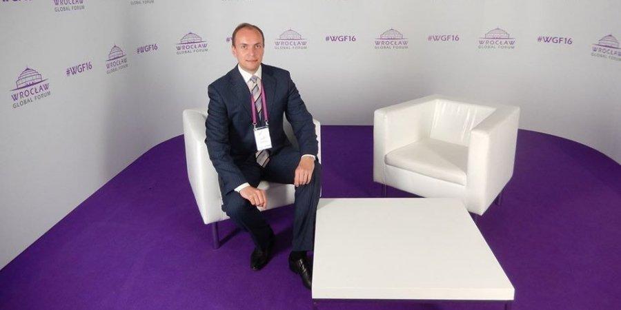 Дмитрий Габінет стал главой Хмельницкой ОГА / фото Facebook Дмитрий Габінет