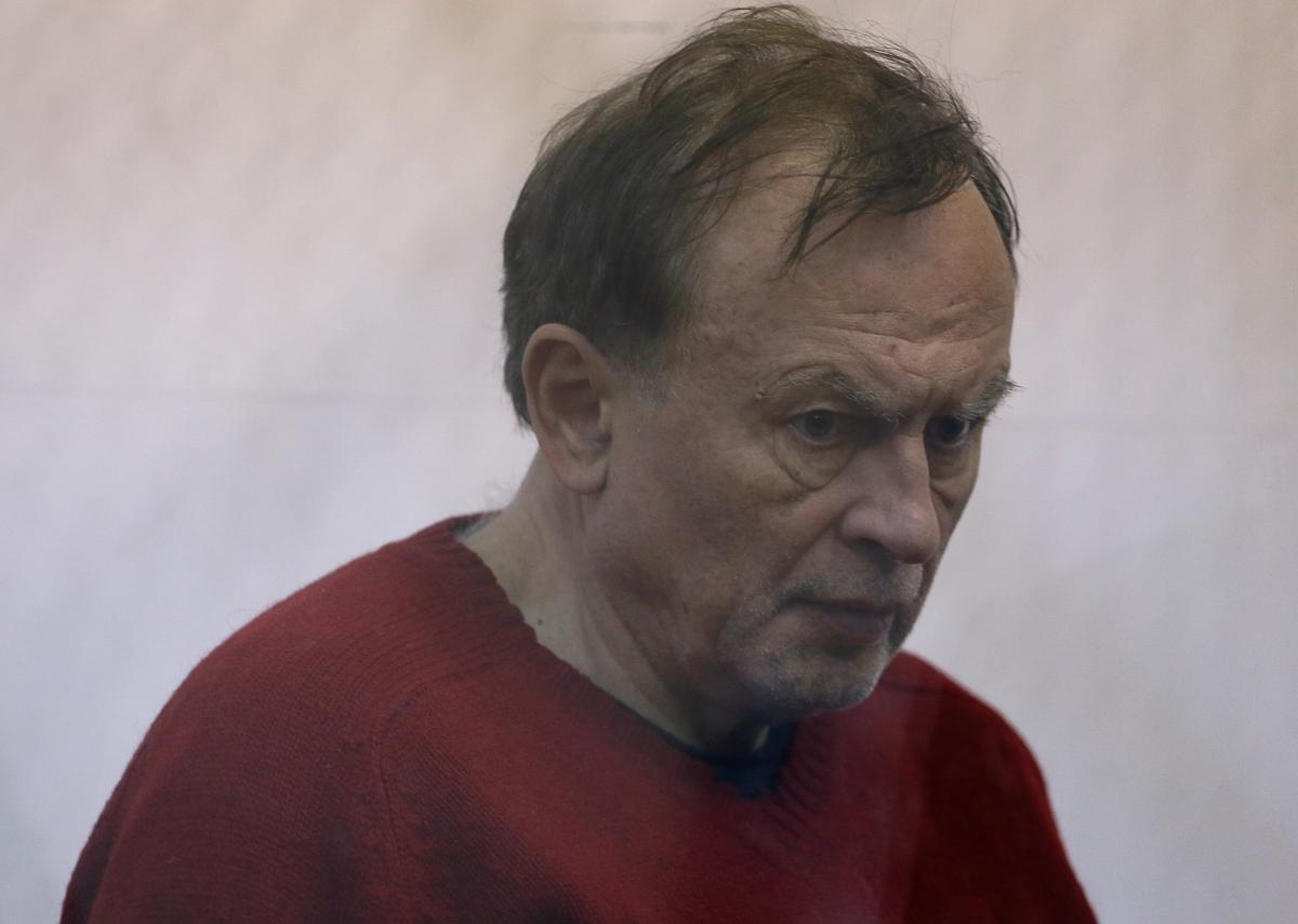Историка Олега Соколова судят за убийство аспирантки / фото: REUTERS
