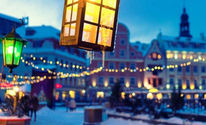 Рижская ярмаркаотличается уютной атмосферой / Фото latvia.travel