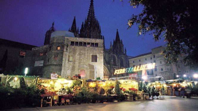 Барселона - город с особой атмосферой / Фото barcelonaturisme.com/
