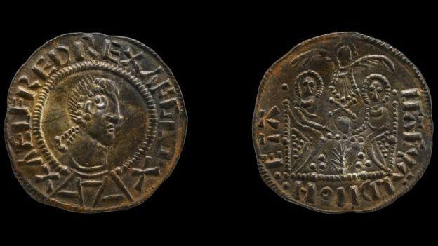 Большая часть из более чем 300 монет из клада до сих пор не найдена \ BRITISH MUSEUM