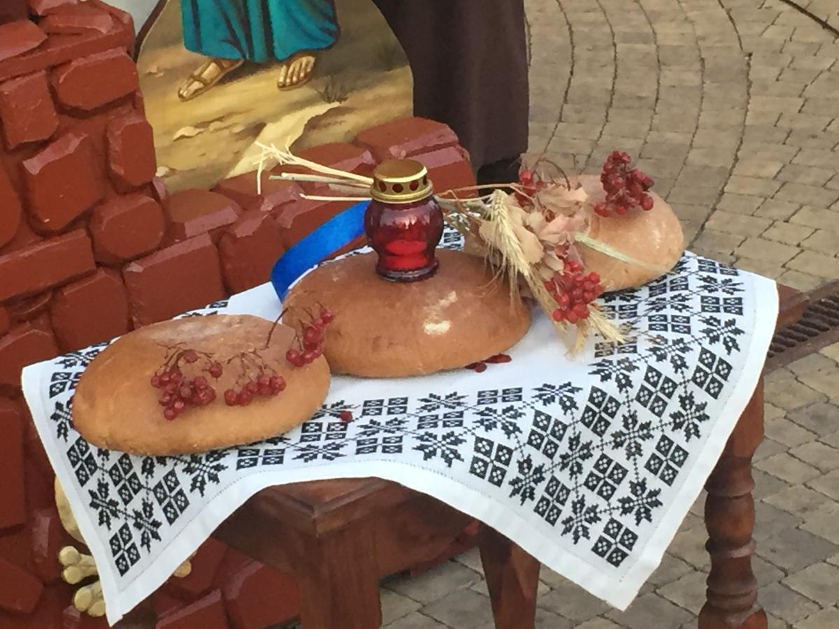 В Украине сегодня -День памяти жертв голодоморов / фото Ирина Синельник, УНІАН