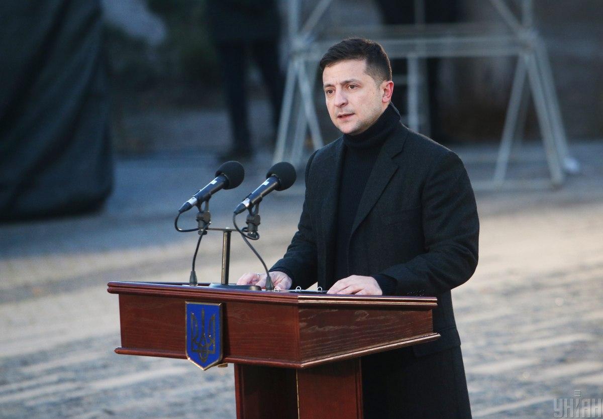 Зеленский отметил государственными наградами трех иностранок / фото УНИАН