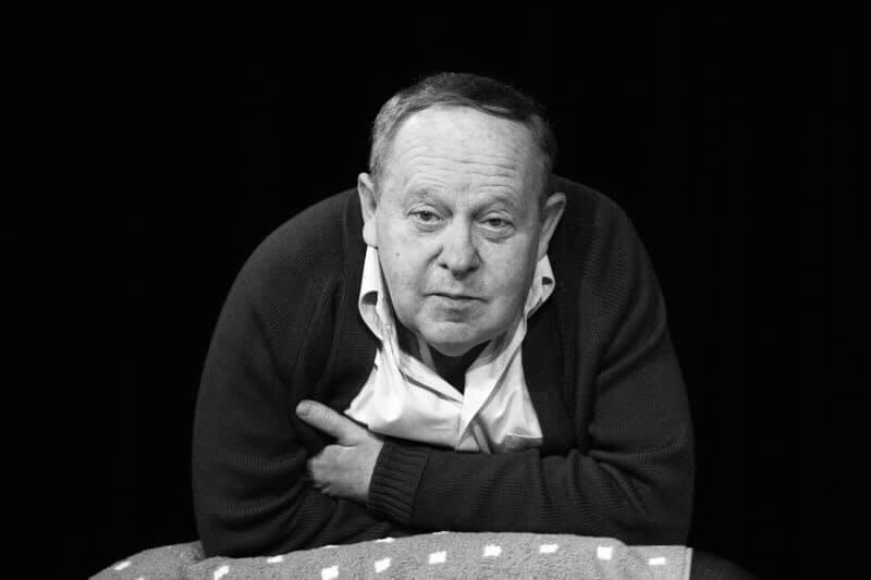 Актор помер на 77 році життя / фото facebook.com/rusdram