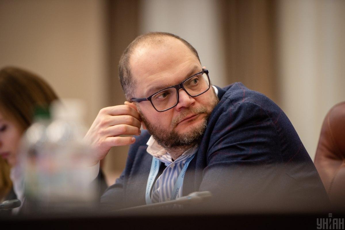 Бородянский рассказал, что на 80% оккупированных территорий Донбасса запустят информационно-развлекательный телеканал / фото УНИАН