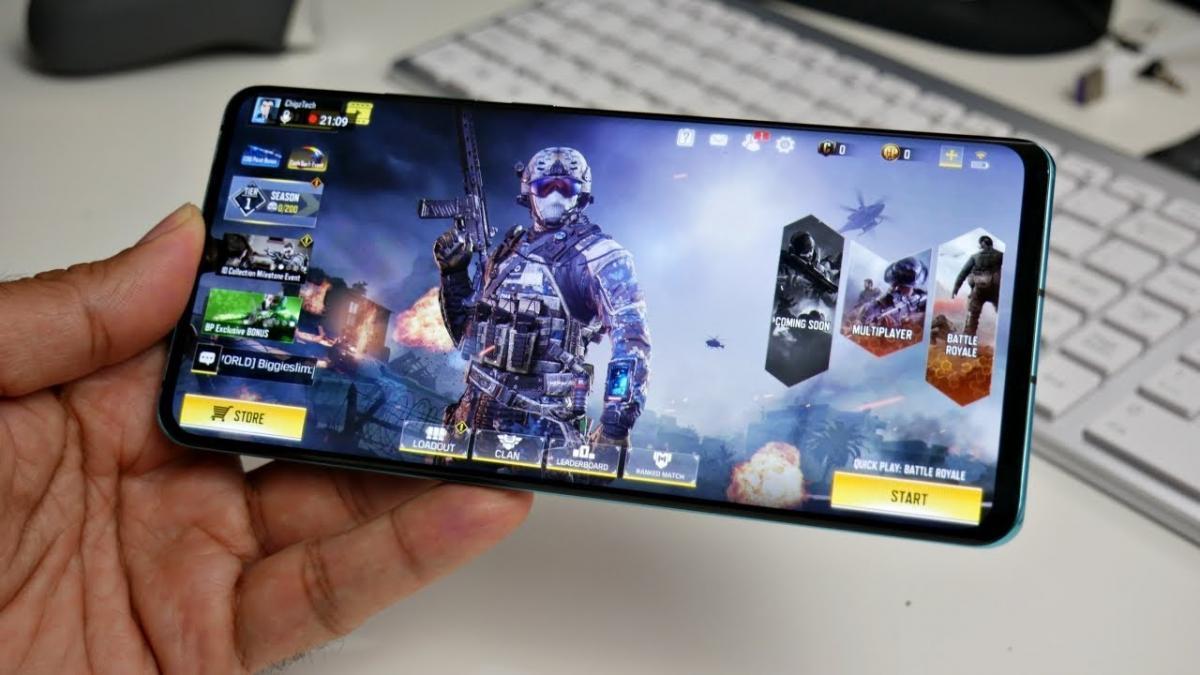 Мобильные игры заняли большую часть рынка видеоигр / Pakkatv.com