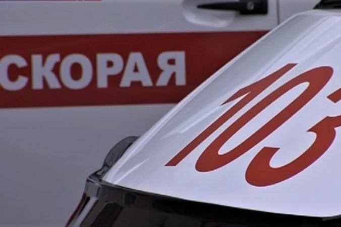 У Росії хворого викинули з швидкої і поїхали / Ілюстрація - Скріншот