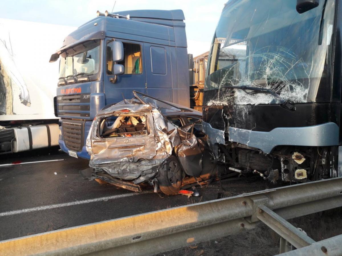 В Черкасской области произошла масштабная авария / ck.dsns.gov.ua