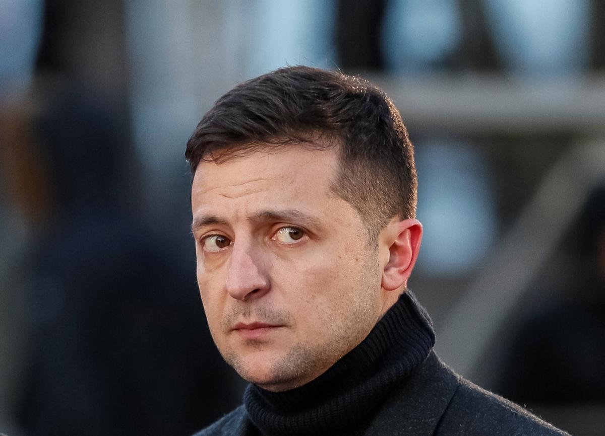 Володимир Зеленський/ REUTERS