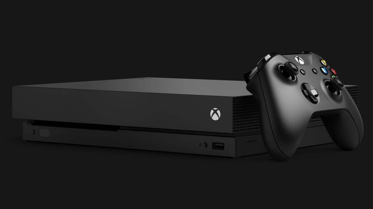 Xbox One X поддерживает сторонние VR-шлемы, но имеет собственного девайса для виртуальной реальности/ eurogamer.it