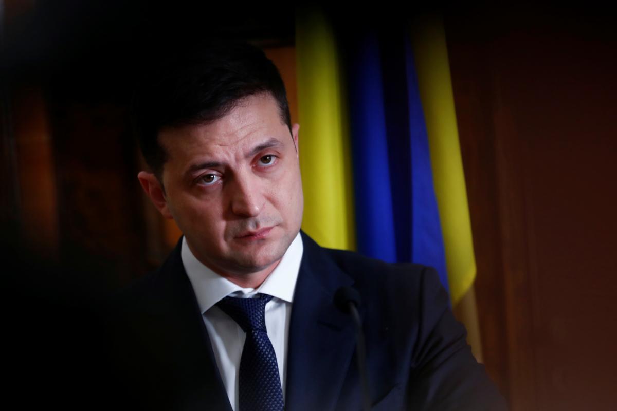Президент України Володимир Зеленський \ REUTERS