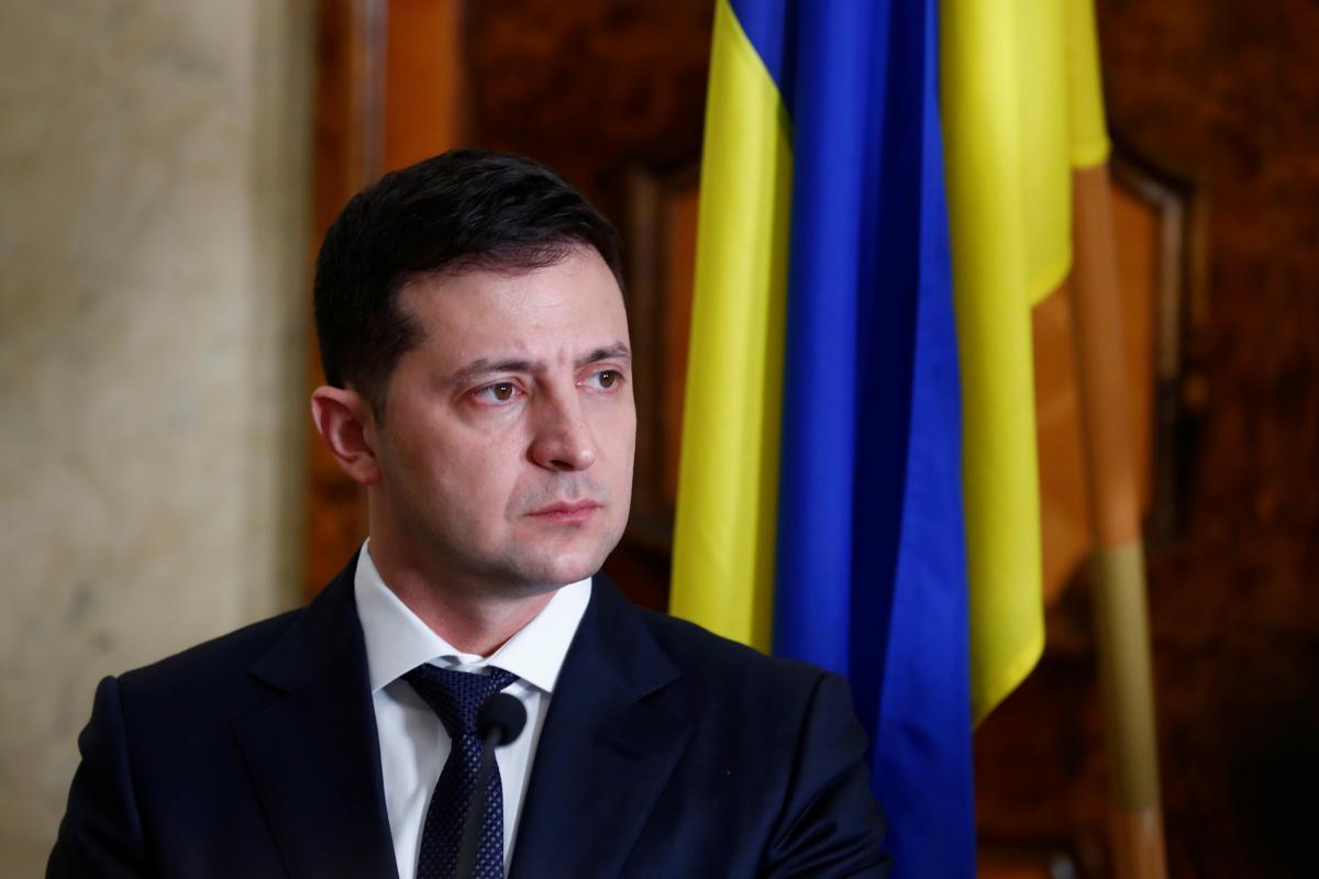 Президент Владимир Зеленский \ REUTERS