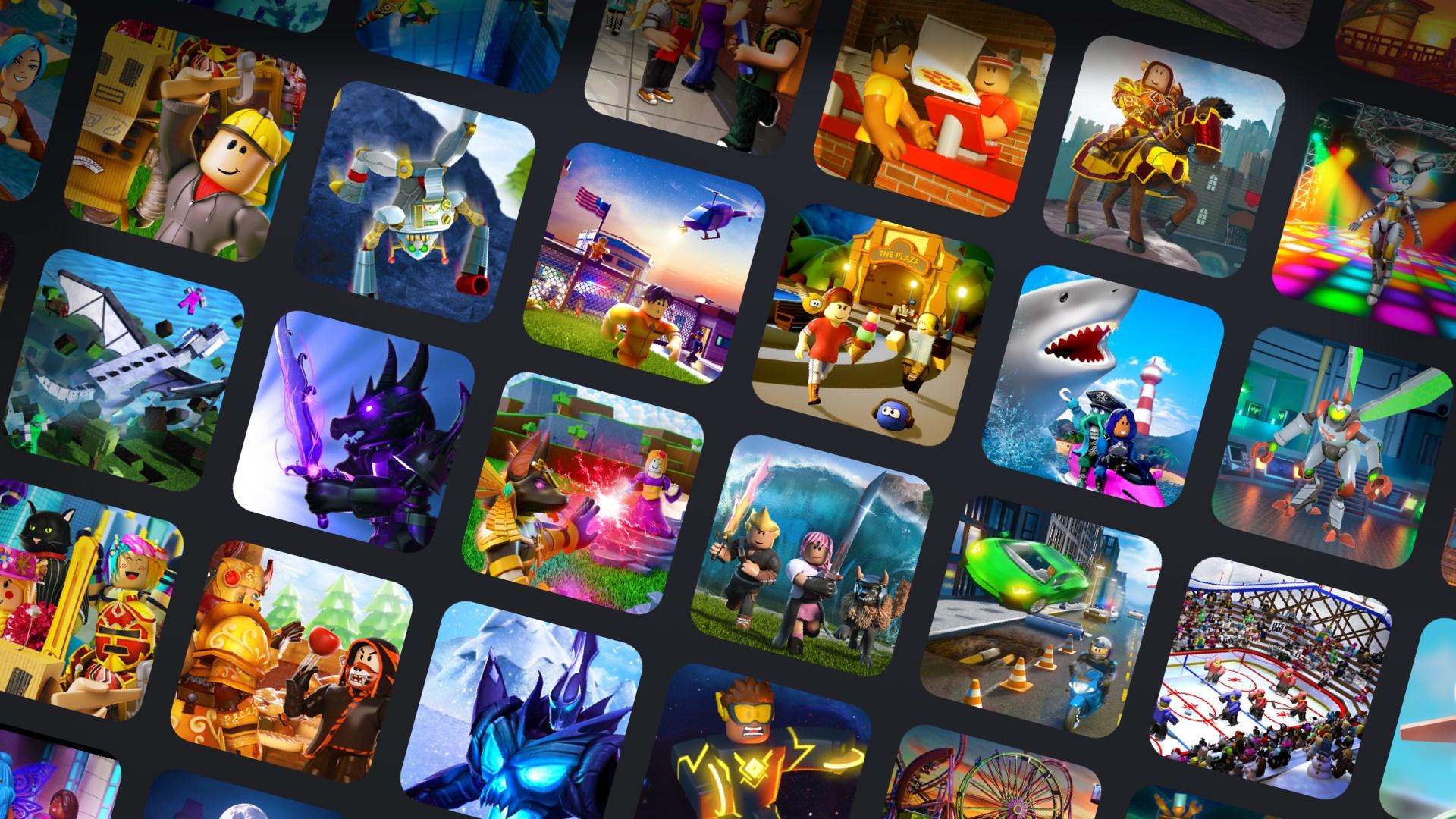 Roblox - платформа, которая позволяет пользователям создавать собственные игры / microsoft.com