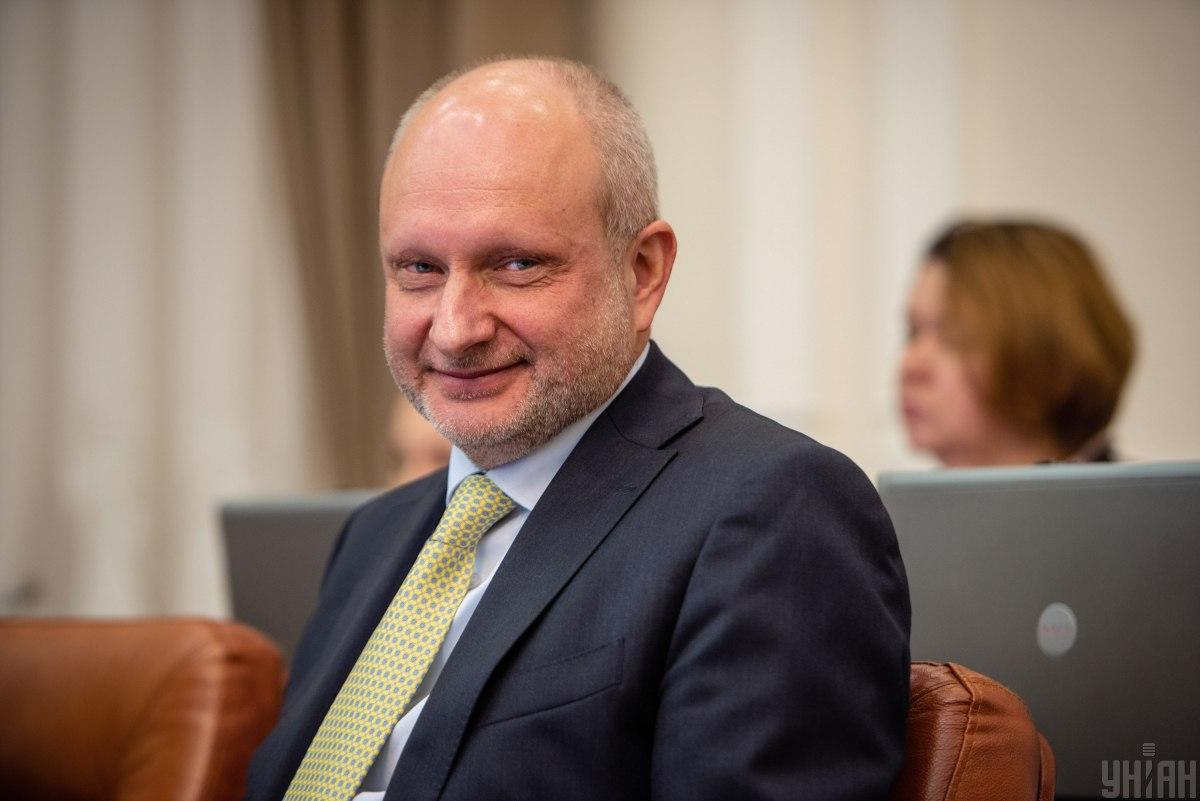 Маасикас советует украинцам не сдаваться и продолжать отстаивать евроинтеграционные стремления / фото УНИАН