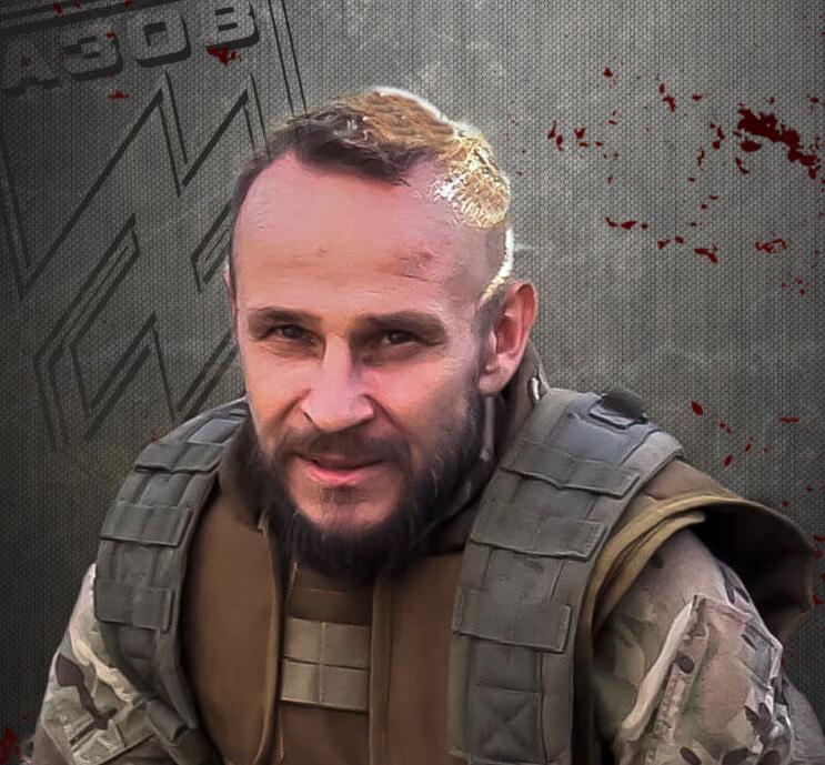 Боец умер после инсульта / azov.org.ua