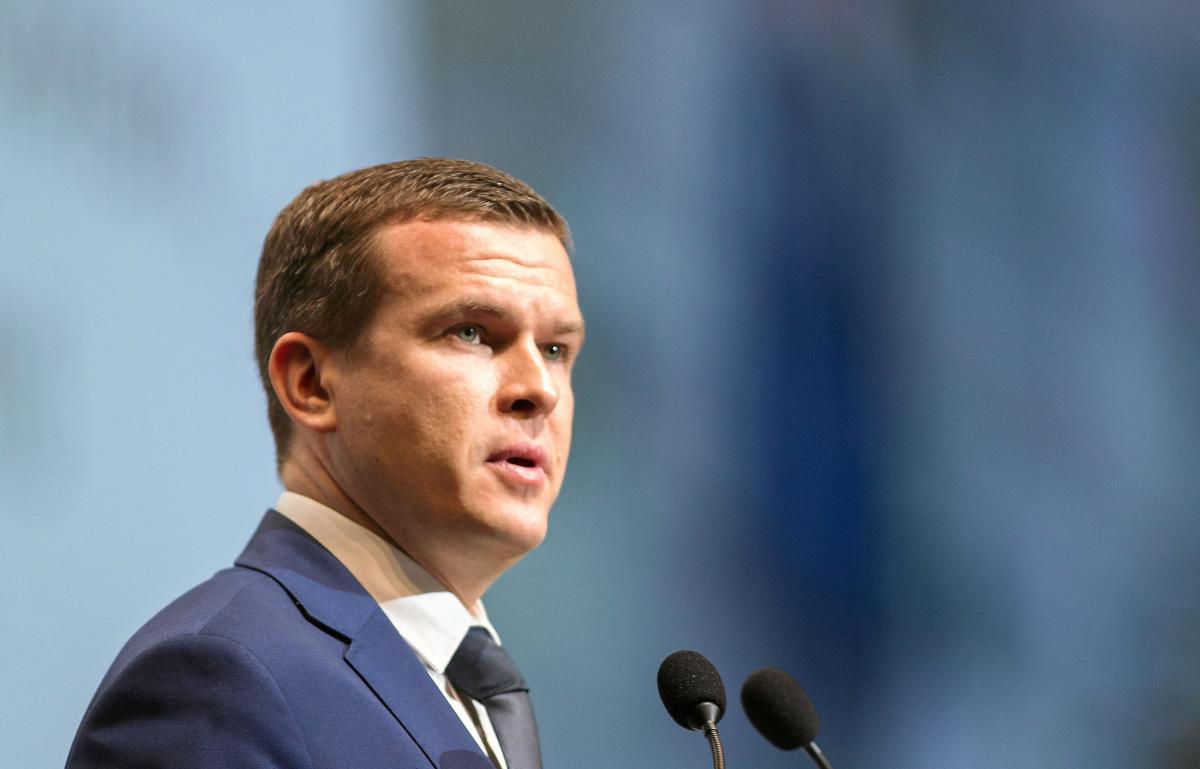 Витольд Банька / фото REUTERS