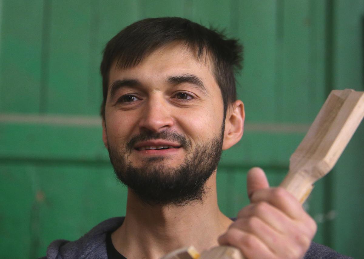 Богдан Тодчук: Поки що у нашій сім'ї я єдиний музично залежний / фото УНІАН