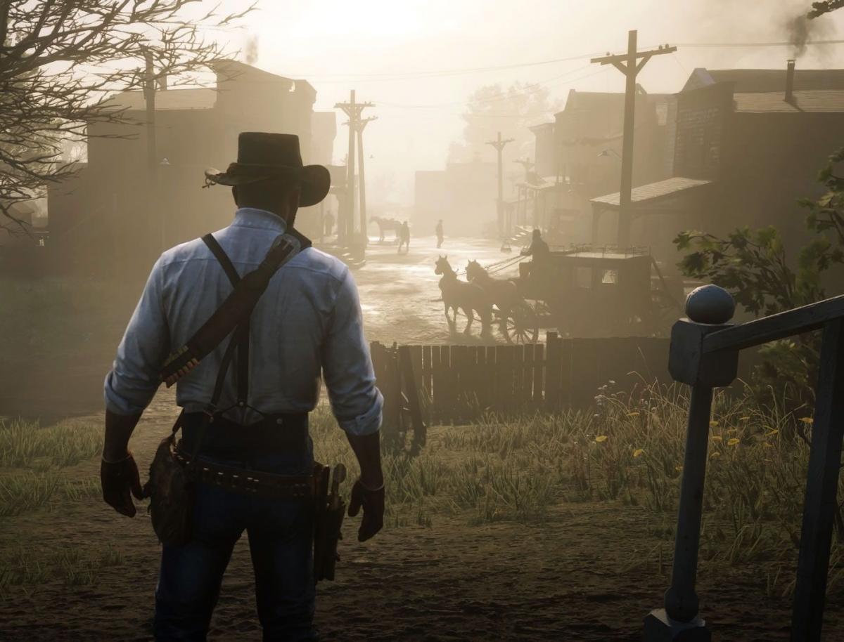 Red Dead Redemption 2 появится в Steam уже 5 декабря / igromania.ru