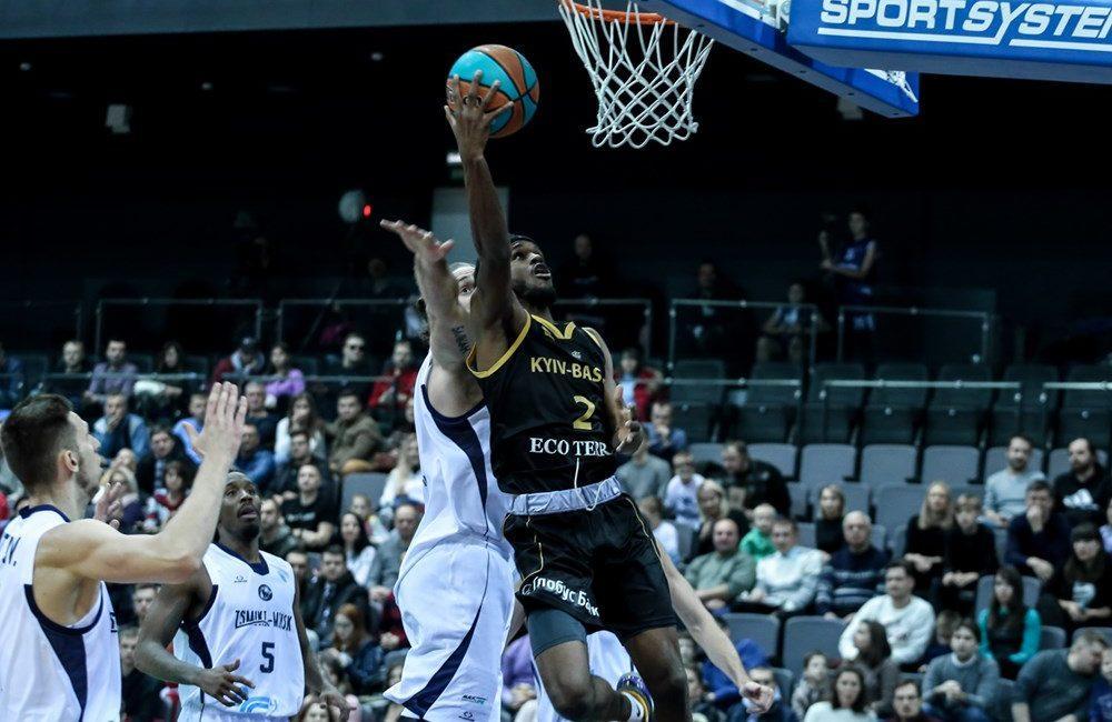 Киев-Баскет одержал победу в овертайме / фото: kyiv-basket.com.ua