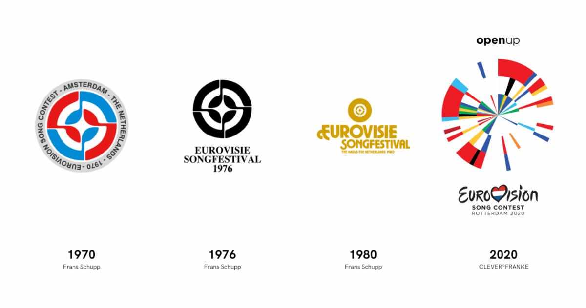 Новый логотип навеян символами конкурсов, которые проводились в стране в предыдущие годы \ eurovision.tv