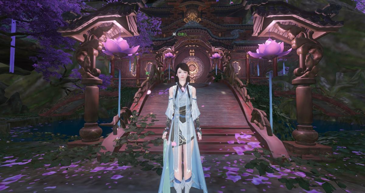 Игра Justice Online, в которой китайские игроки готовы тратить большие деньги / deviantart.com