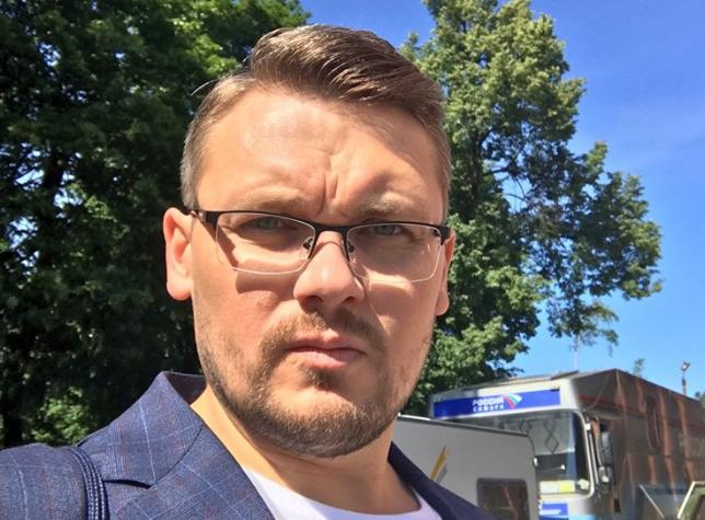 Актер прибыл в Украину рейсом из Минска / instagram.com/nikolayivanooov