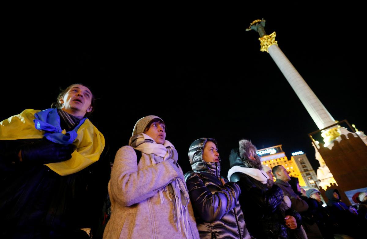 Украинцы высказали свое мнение относительно ситуации в стране / фото REUTERS