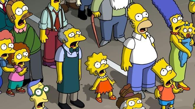 У 1987 році серіал «Сім'я Сімпсонів» уперше з'явився в «Шоу Трейсі Ульман»/ скріншот