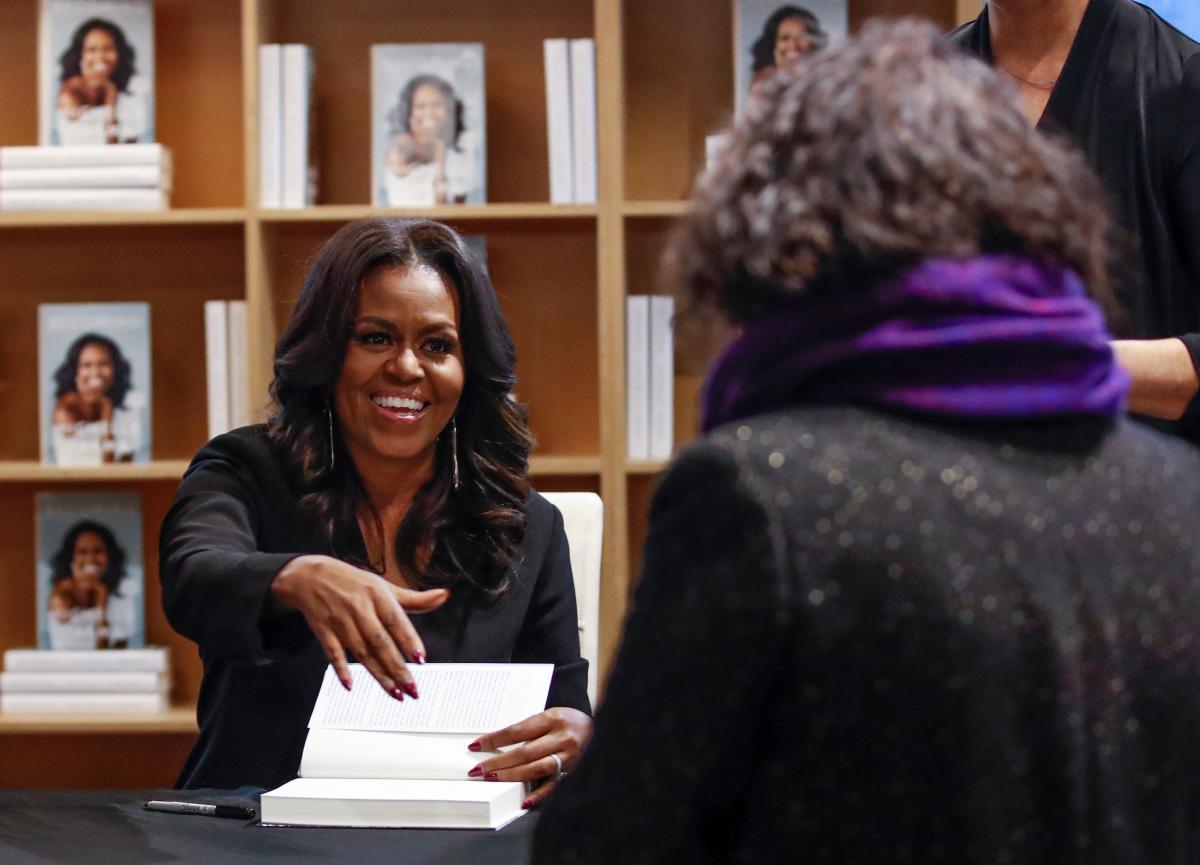 Мишель Обама / фото REUTERS