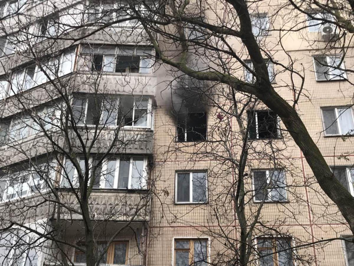 У пожежі загинули дві людини / ДСНС