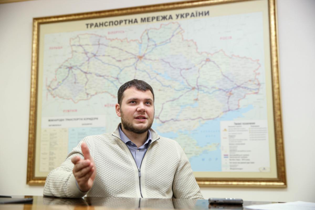 Владислав Криклій у 32 роки очолив Міністерство інфраструктури / фото УНІАН