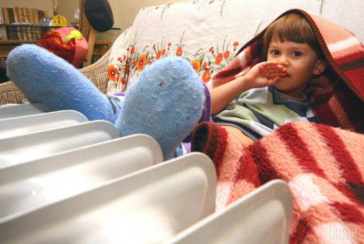 Среди жильцов общежития – 44 ребенка / фото УНИАН