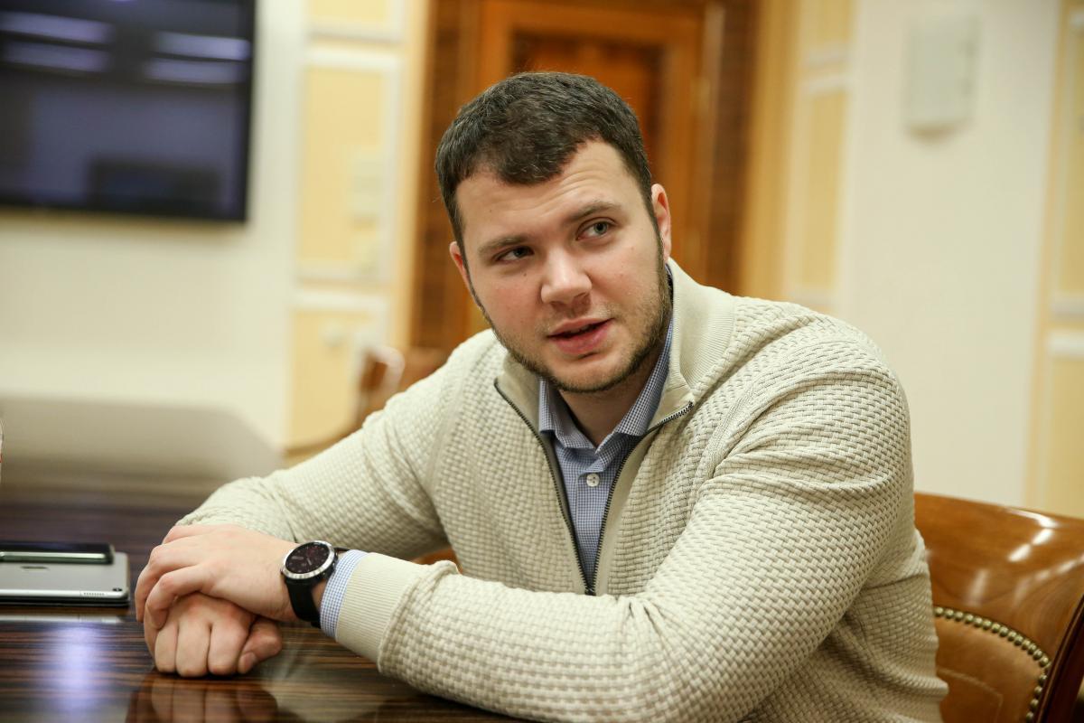 Криклий рассказал о своей зарплате / фото УНИАН