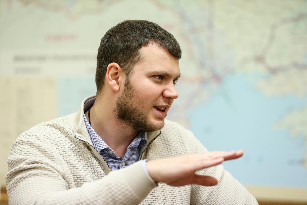 Владислав Криклий / фото УНИАН
