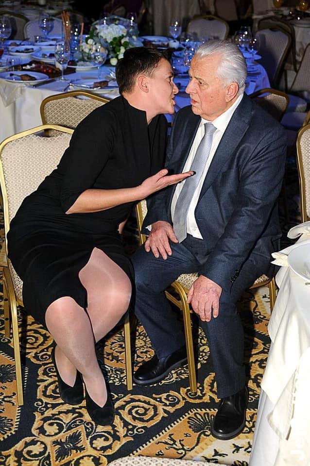 Савченко удивила сеть новым образом / facebook.com/sergonaumovich