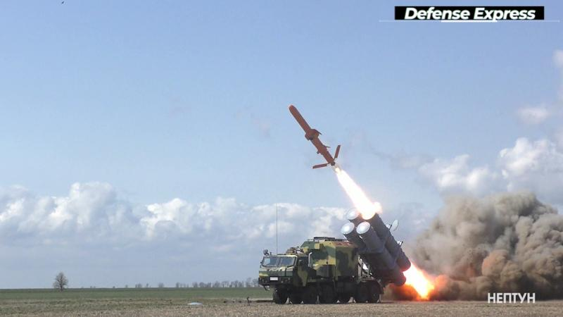 Neptun systems need to go into serial production this year / defence-ua.com