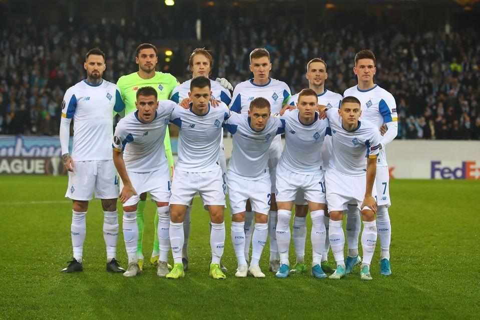 The team scored 113 points in 70 games / Photo from FC Dynamo Kyiv