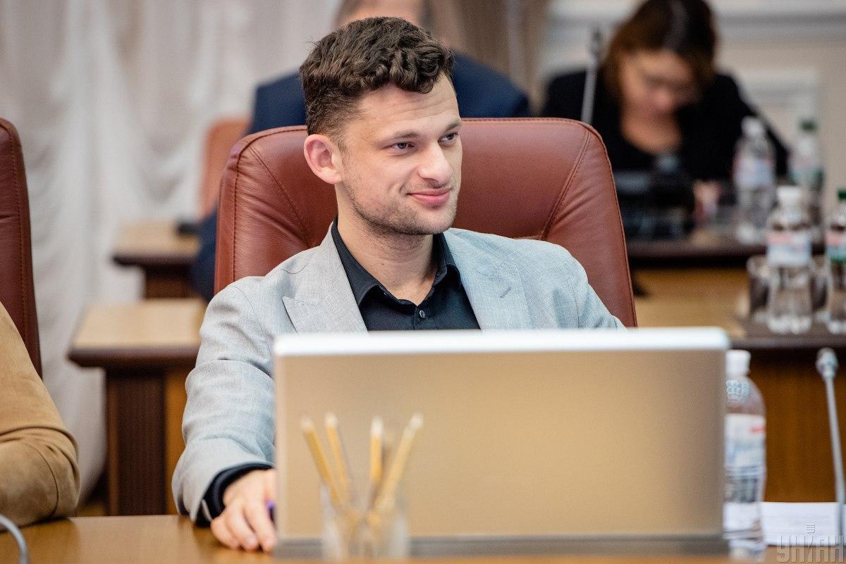 Министр Кабинета министров Дмитрий Дубилет / фото УНИАН