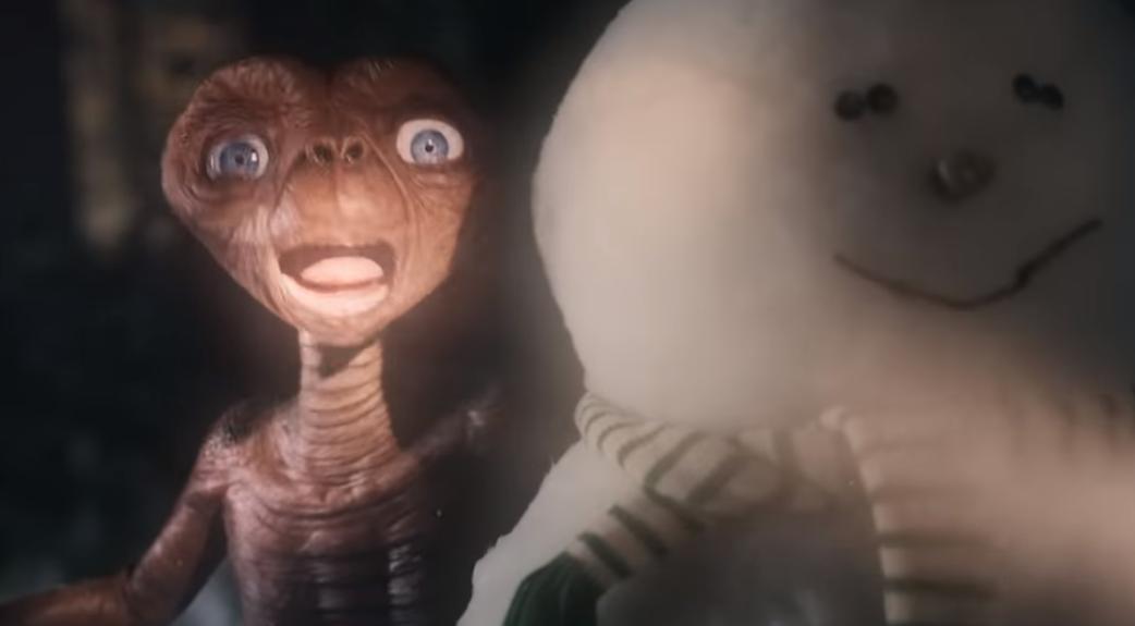 Пришелец возвращается на Землю спустя 37 лет \ скриншот с видео