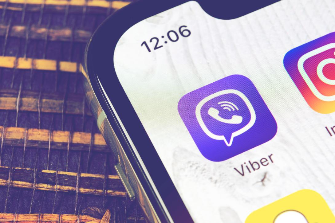 Більша частина користувачів месенджера Viber - жінки / фото Viber