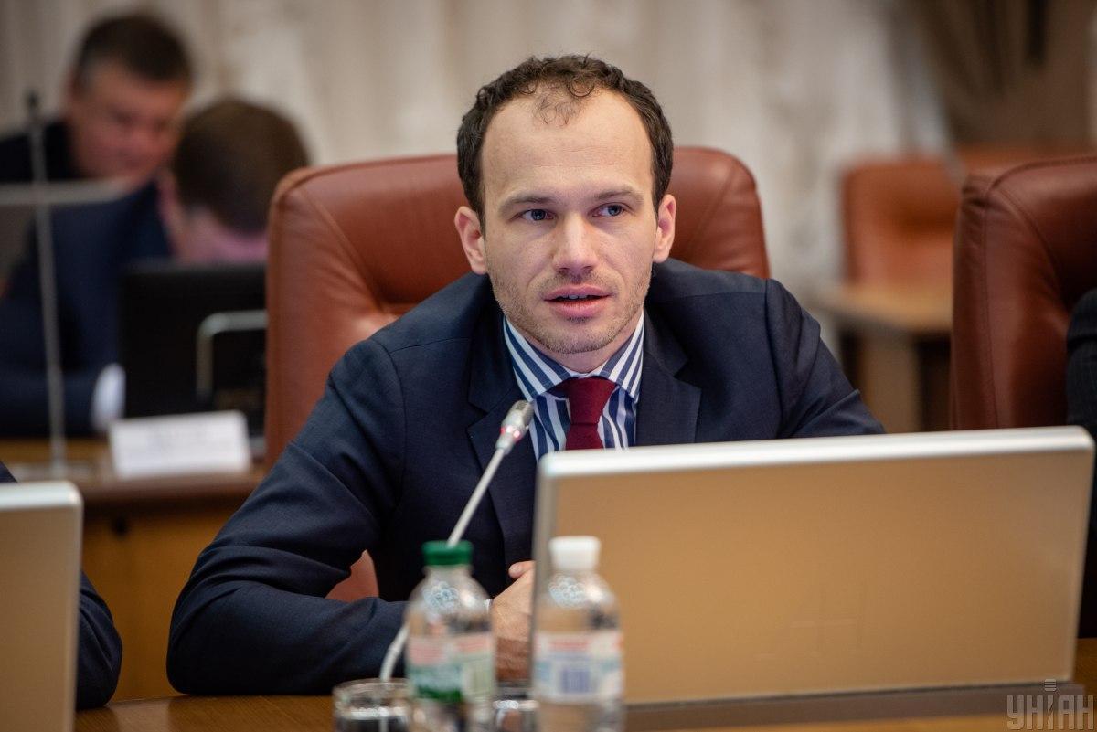 Малюська говорит, что его не устраивает зарплата / фото УНИАН