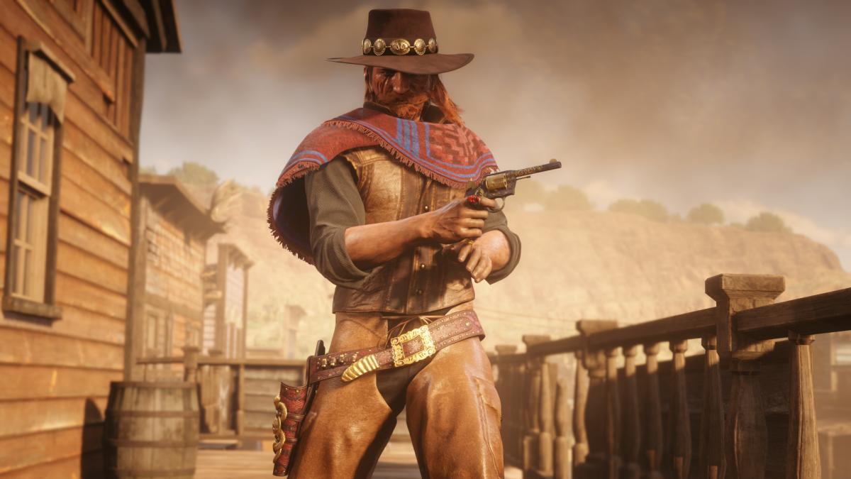 Red Dead Redemption 2 теж отримала знижку в EGS / rockstargames.com
