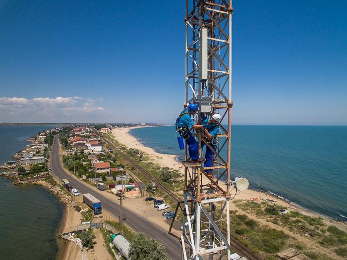 Киевстар подключил к 4G еще 1639 населенных пунктов / фото Киевстар