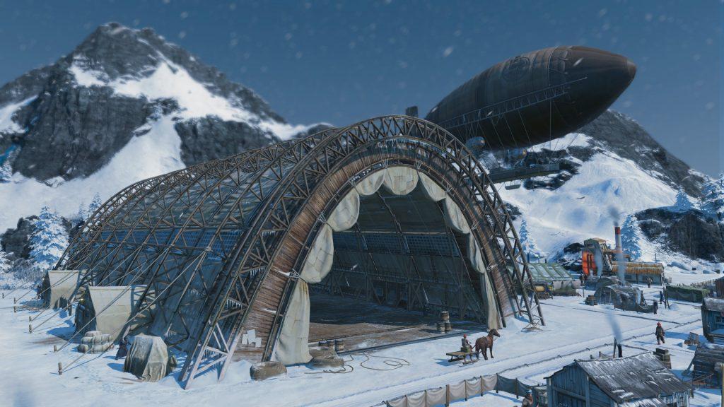 В Anno 1800 добавят новый регион - Арктику / anno-union.com