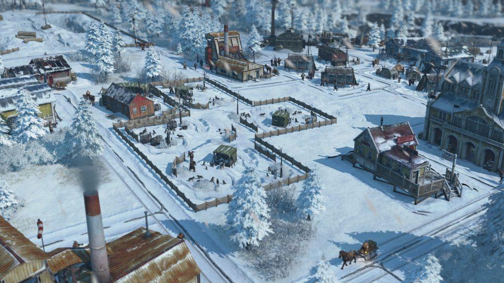 Дополнение «Во льдах» станет доступно для игроков 10 декабря / anno-union.com