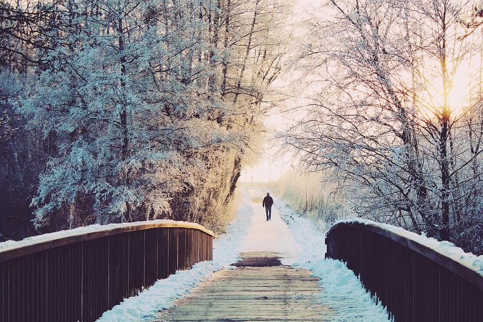 2-3 декабря выпадет снег / фото pixabay.com