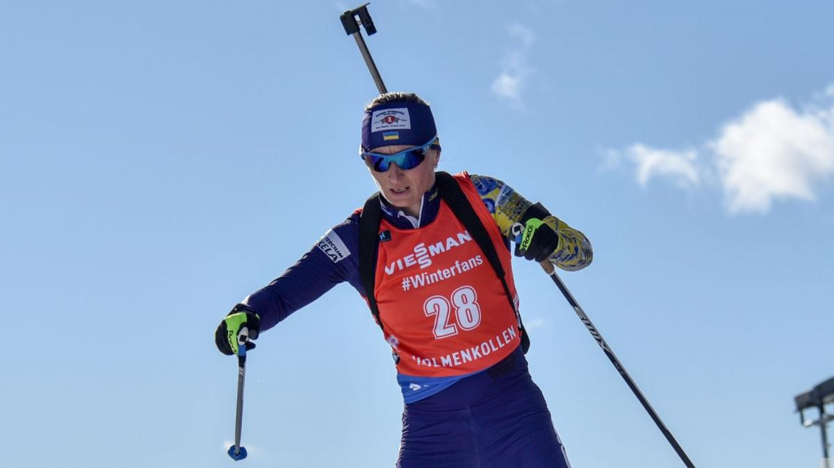 Віта Семеренко вважалася срібним призером Сочі з 2017 року / фото biathlon.com.ua