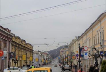 Теплая зима в Киеве установила два температурных рекорда